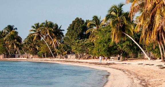 Playa Girón y Playa Larga